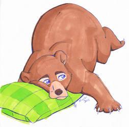 hibernation by The-Cat-King