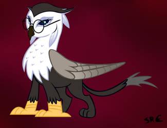 Gia Midnight a.k.a. 'Lady Owl' Mia Auriga by moonstrueck