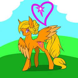 Radiant Heart by VelvetyLicks