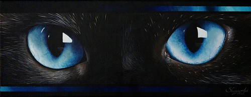 BLUE SOUL by SKYZUNE ART by SKYZUNE-ART