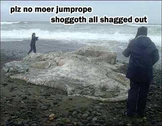 Real Shoggoth by burter1993