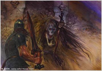 Grendels mom by burter1993