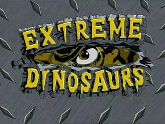 Extreme dinosaurs by burter1993