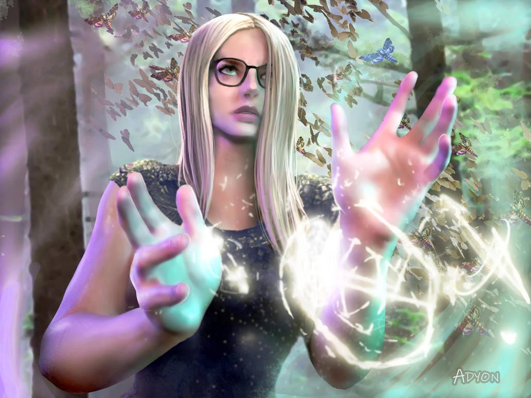 Alice - Magicians Fan Art Contest by Adyon