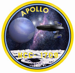 Uss Apollo Patch by JayPrower
