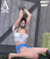 Bound in the barn by MndlessEntertainment