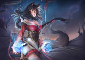 AHRI by TransmissionDream