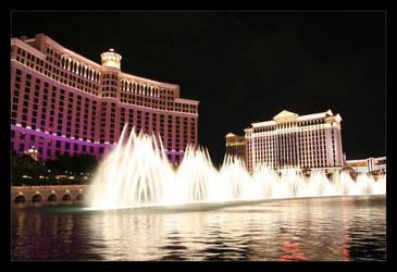 Las Vegas by pitchblacknight