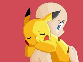 .:: love you pikachu base ::. by basemaker