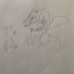 Cat Dragon? by DragonBac