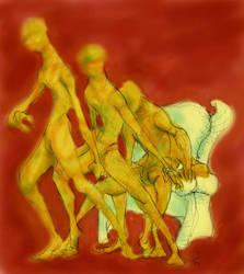 Duchamp is the champ by dinocat
