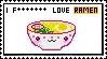 Ramen Stamp by ItsCrazyConnor