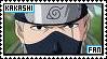 Kakashi Stamp by ItsCrazyConnor