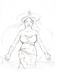 Feyla's Fall From Grace by MythicMeztli