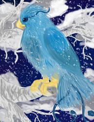 Snow by izze-bee