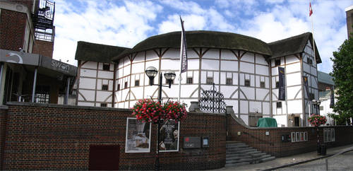 Shakespeare Theater Exterior by eRality