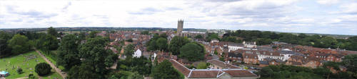 English Townscape 1 by eRality