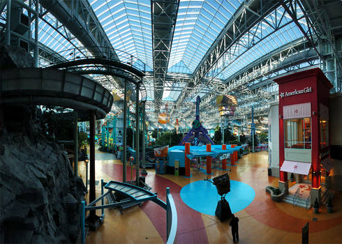 Mall of America 1 by eRality
