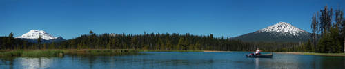 Hosmer Lake 3 2010-06-26 by eRality