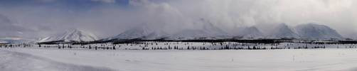 Alaska Range 1 2011-04-08 by eRality