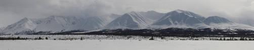 Alaska Range 3 2011-04-08 by eRality