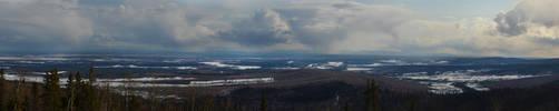 Alaska Interior 2011-04-08 by eRality