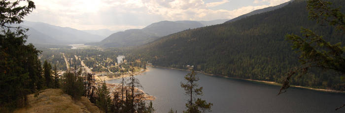 Slocan Lake 3 2006-08-23 by eRality