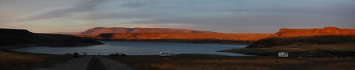 Salmon Falls Sunrise 2010-1009 by eRality