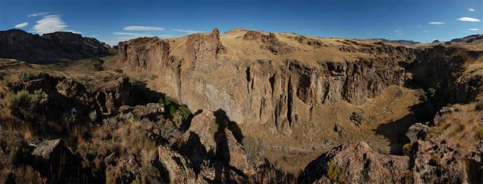 Succor Creek Canyon 2011-09-18 by eRality