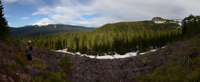Mount Hood 2011-06-21 by eRality