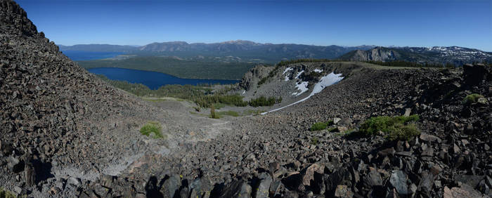 Mount Tallac 2011-08-15 3 by eRality