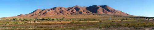 Winnemucca Mountain by eRality