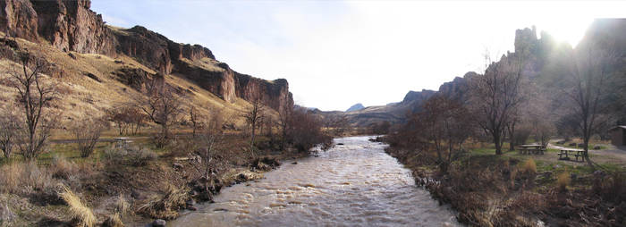 Succor Creek State Park by eRality