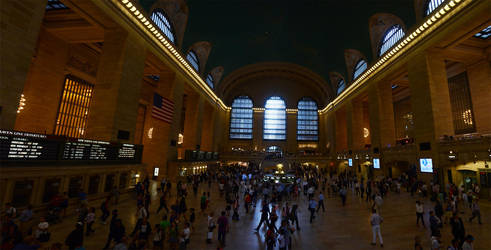 Grand Central Station 2012-08-14 by eRality