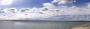 Lake Lowell Clouds 2006-04-08 by eRality