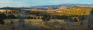 Owyhee South Mountain Foothills by eRality
