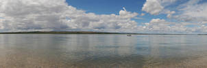 Lake Lowell on Memorial Day by eRality