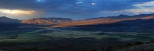 Reynolds Creek Sunset 2007-09-22 by eRality