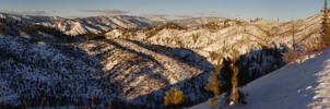 Snow Boise Mountains 2006-12-02 by eRality
