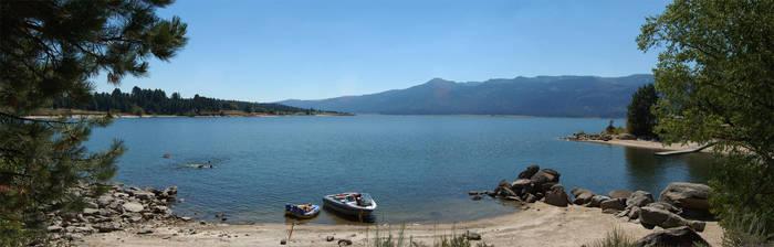 Lake Cascade 2006-08-18 by eRality