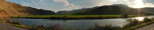 Salmon River 2007-08-17 by eRality