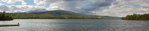 Lower Saint Mary Lake 2007-08-20 by eRality