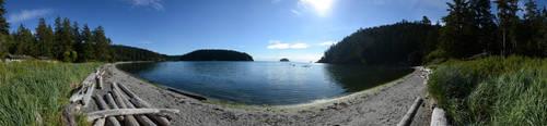 Bowman Bay 2012-08-27 by eRality