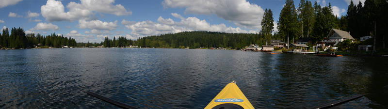 Lake Roesiger 2012-08-31 2 by eRality