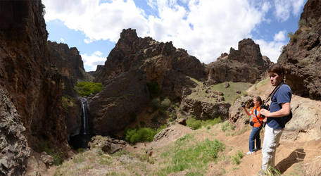 Jump Creek Canyon 2013-04-21 1 by eRality