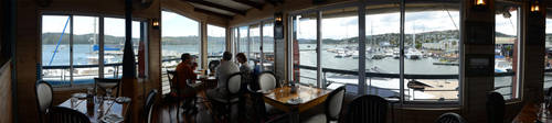 Knysna Bay Lunch by eRality