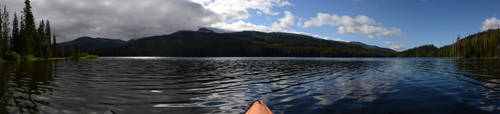 Upper Payette Lake Kayaking by eRality