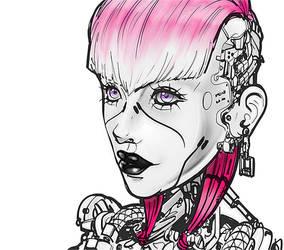 Iridium android by IRIDYSCENZIA