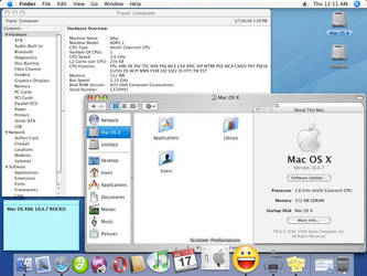 Mac OS x86 by trav1085