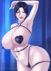 Curvy by okai418